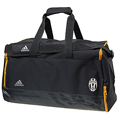 2016-2017 Juventus Adidas Team Bag (Dark Grey)