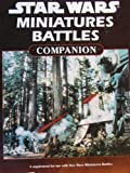 Miniatures Battles Companion (Star Wars RPG)