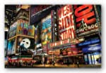 New York City Broadway Times Square T...