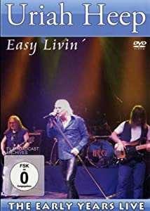 Uriah Heep - Early Years - Live