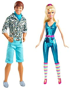 Amazon.com: Barbie Toy Story 3 Made For Each Other Gift