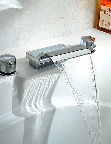 kissrainr-vasca-da-bagno-rubinetto-contemporanea-cascata-ottone-chrome