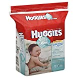 Huggies One & Done Baby Wipes, Refreshing, Cucumber & Green Tea, 184 wipes