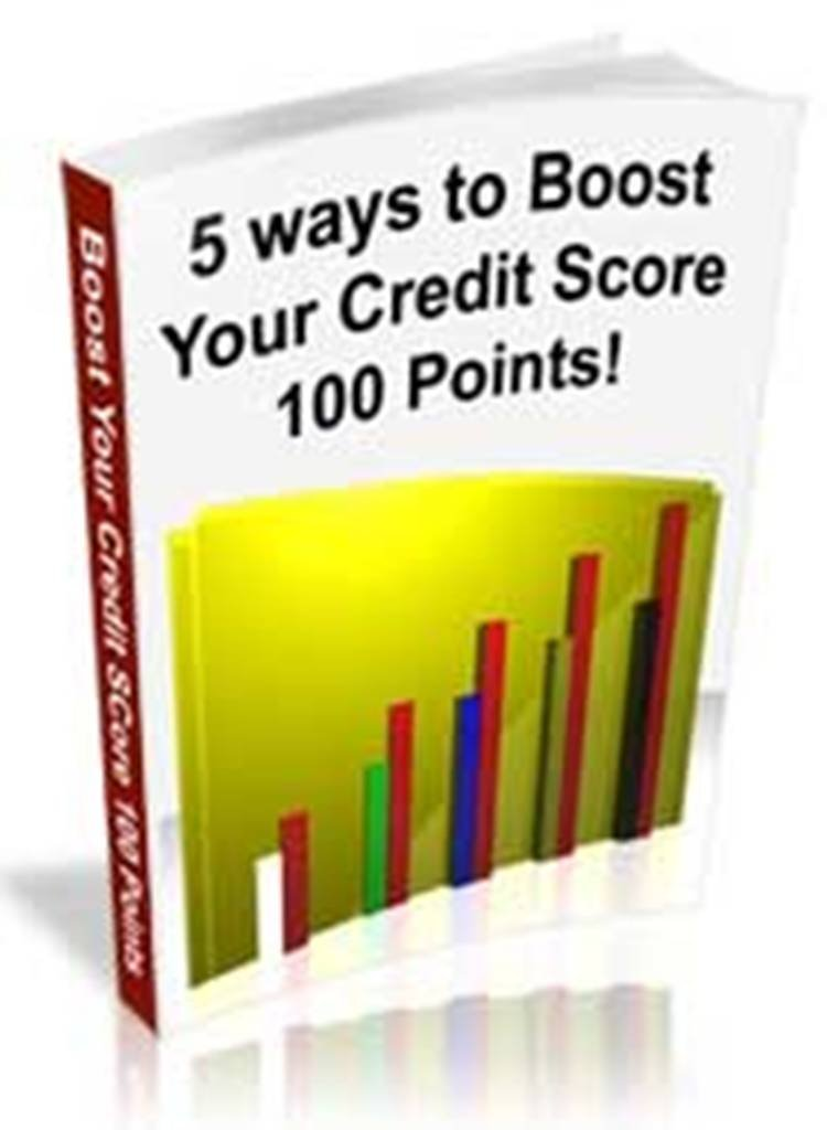 Amazon.com: 5 Ways To Boost Your Credit Score 100 Points! eBook ...