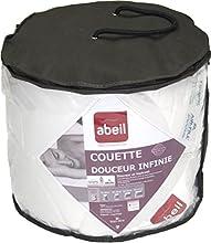 Abeil 15000000534Couette Douceur Infinie Légère Polyester Blanc 200 x 140 cm