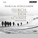 img - for Durch den Schnee (Erz hlungen aus Kolyma 1) book / textbook / text book