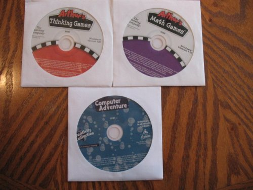 Lot 2 the Incredible Machine Even More Contraptions and Return of the Incredible Machine Contraptions Vista Xp Computer Game Cd Pc