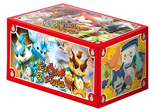 Official Battle card storage box ~ RED ~ Toritsuki specter Watch - 1