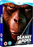 Planet of the Apes: 5-Movie Collector's Edition [Blu-ray] [1968]