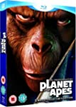 The Planet of the Apes - 5 Movie Set...