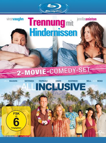Trennung mit Hindernissen/All Inclusive [Blu-ray]