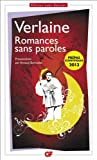 echange, troc Paul Verlaine - Romances sans parole