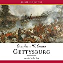 Gettysburg Audiobook by Stephen Sears Narrated by Ed Sala
