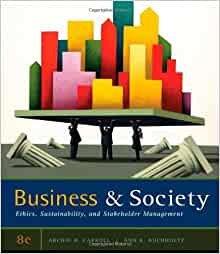 business and society 13th edition Buy test bank for business, government, and society, 13th edition by john f steiner with cheap price get more pdf.