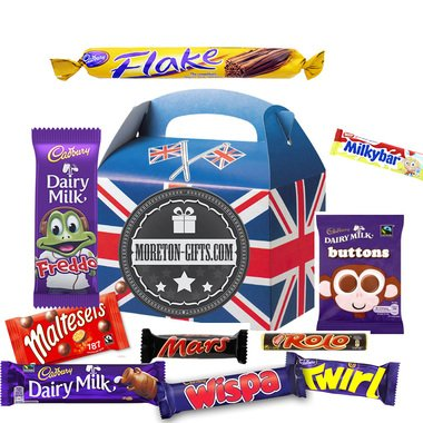 The Great British Ultimate Chocolate Favourites Box By Moreton Gifts (The British Grocery compare prices)
