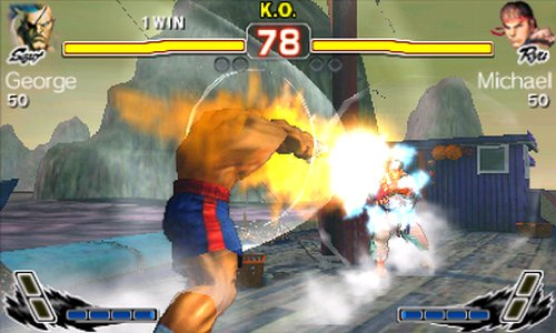 Online Game, Online Games, Video Game, Video Games, Nintendo, 3DS, Super Street Fighter IV: 3D Edition