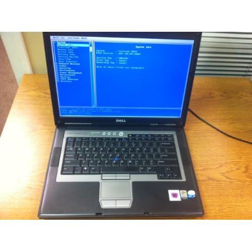 Dell Latitude D820 1.83 GHz Core Duo Laptop