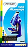 Discovery Channel Microscope 150x for...