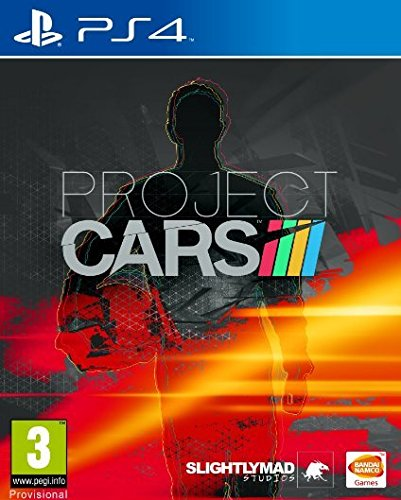 Project CARS (PS4) (輸入版)