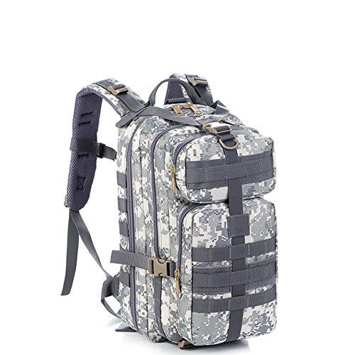 Outdoor sac à dos d'alpinisme / ventilateurs militaires sac / sac étanche de camouflage tactique-1 40L