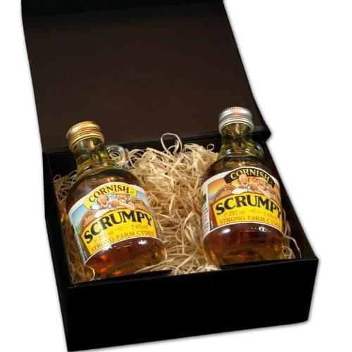 Simply Cornish Hampers Cornish Scrumpy Cider Taster Box