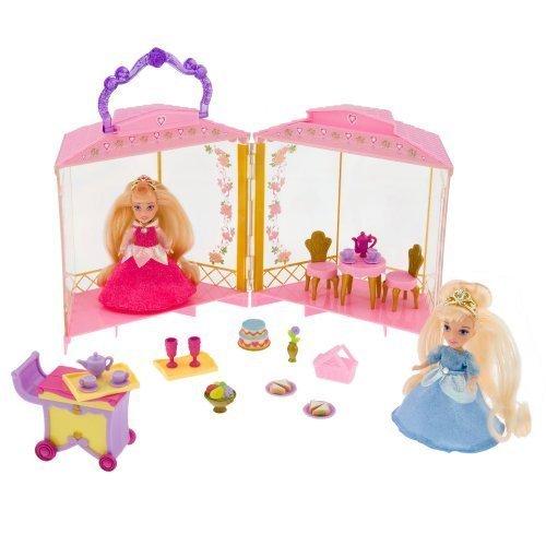 Disney Princess Darlings Doll Gazebo Play Set (Dolls Not Included) front-92864