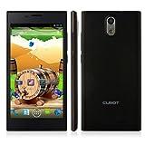 Cubot S308 Smartphone 2GB MTK6582 16 Go Android 4.2, écran HD OGS 13 cm (5 pouces) noir...
