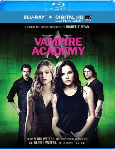 Vampire Academy [USA] [Blu-ray]