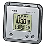 Casio - DQD-120B-8AEF - R�veil - Radio Pilot� - Quartz Digitale - Thermom�tre - Eclairage LEDpar Casio