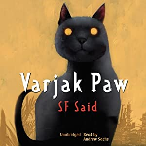Varjak Paw Audiobook