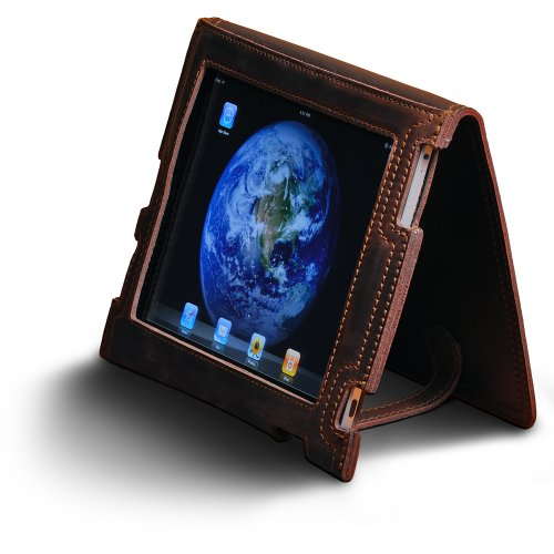 Saddleback Leather iPad Case Dark Coffee Brown