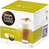 Nescafe Dolce Gusto Cappuccino 16 Capsules 100g