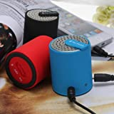Colorful Mini Portable Wireless Bluetooth Speaker For Mobile Phone iPhone 4S 4 5 Galaxy S4 Mp4 PC iPod M-zone