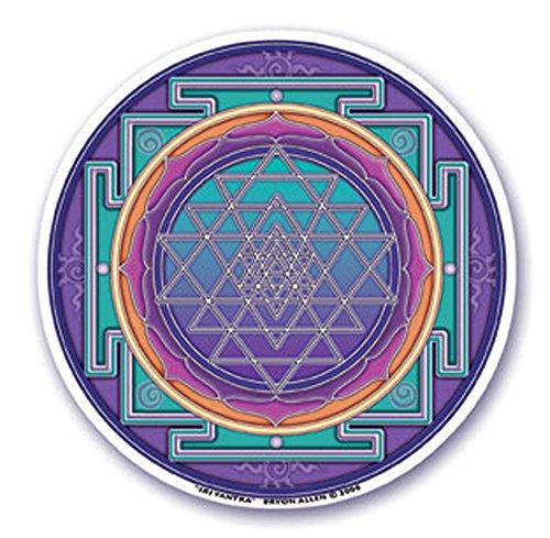 mandala-arts-colorful-decal-window-sticker-1143-cm-doppelseitig-sri-yantra-von-allen-s39-byron-apfel