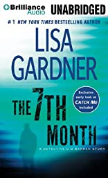 The 7th Month: A Detective D. D. Warren Story