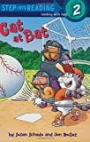 Cat at Bat (Step-Into-Reading, Step 2)