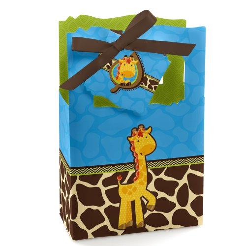 Animal Themed Baby Shower Favors