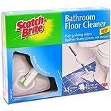 3M Scotch-Brite White Bathroom Floor Cleaner Starter Kit