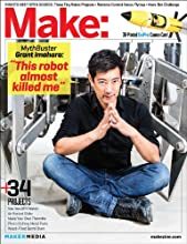 Make: Technology on Your Time Volume 39: Robotic Me (Make Magazine)