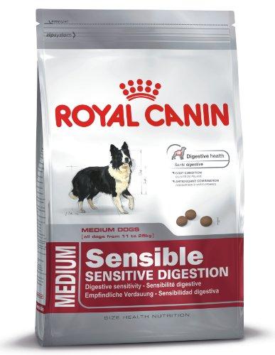 royal canin medium sensible 25 hundefutter 15 kg. Black Bedroom Furniture Sets. Home Design Ideas