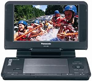 Panasonic DVD-LS86 8.5-Inch Portable DVD Player (2001 Model)