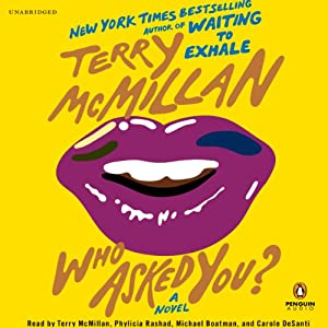 Who Asked You? Audiobook