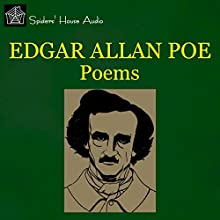 Poems Audiobook by Edgar Allan Poe Narrated by Roy Macready