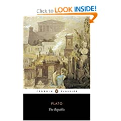 The Republic (Penguin Classics) by Plato, Desmond Lee and Melissa Lane