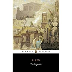 cover of Plato's Republic