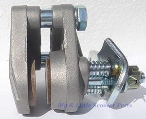 Go Ped Parts BigFoot Front Brake Caliper 22.5cc G23Lh Super Big Foot Parts SBF