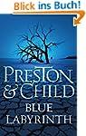 Blue Labyrinth (Agent Pendergast Book...