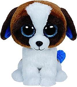 "TY Beanie Boos Duke the Dog 6"" PLUSH by Ty"