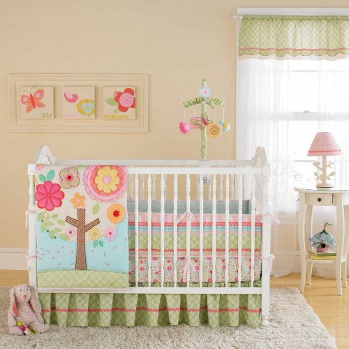 Just Born Baby Bedding 1831 front