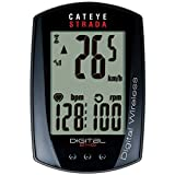 CATEYE Strada Digital Wireless Speed and Heart Rate Bike Computer Cateye